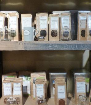 Thés, tisanes, rooibos, infusions, yogi tea